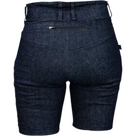 Biehler Gravel Pattern Shorts Dames, black